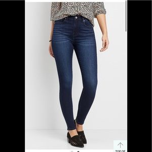 KanCan Estilo high rise dark wash skinny jean 👖
